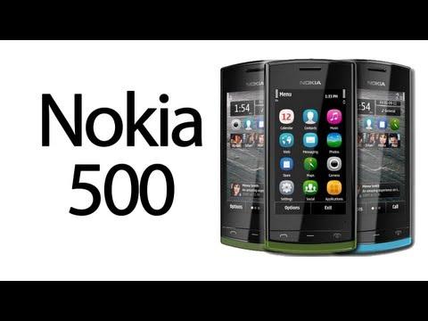 Nokia 500 - 5 rzeczy, które powinieneś wiedzieć o telefonie - TEST
