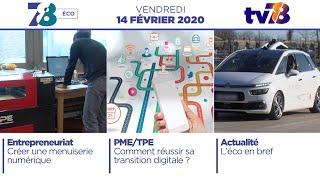 7/8 Eco. La transformation numérique des entreprises