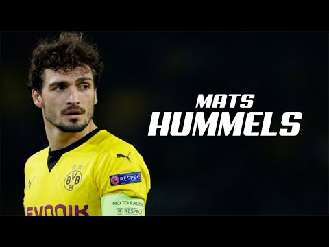 Mats Hummels ● God Of Defense ● Crazy Defensive Skills Ever |HD|