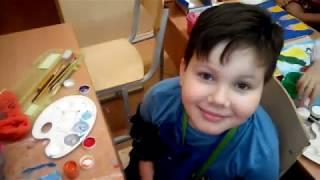 Дети рисуют сказки Пушкина ещё 2 Creativity & Art of Olga Mishina