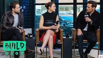 """Sam Heughan, Sophie Skelton & Richard Rankin Talk Season 4 Of """"Outlander"""""""