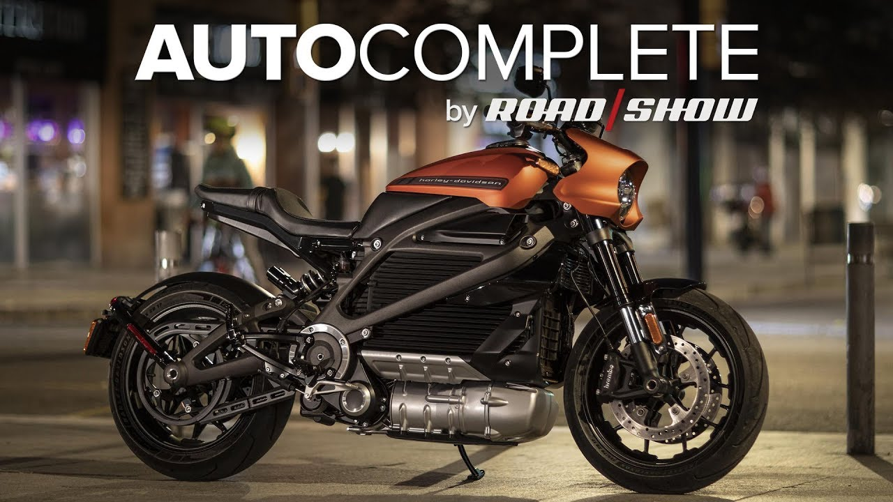 AutoComplete: Harley-Davidson's LiveWire is finally getting built