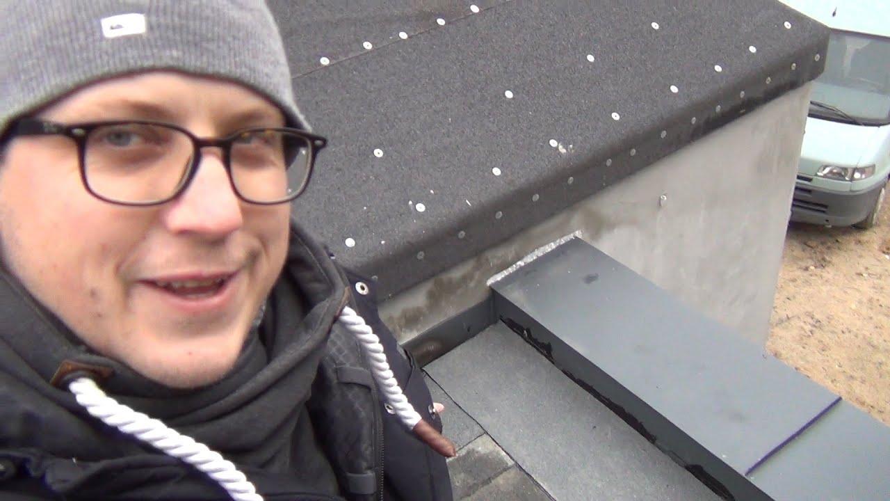 BoH 135 - Metal Flashings on the Leaking Roof