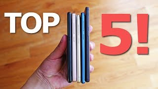 TOP 5 Budget Phones for 2017