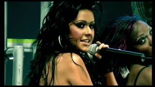Christina Aguilera - Dirrty  (Stripped Live in the U.K.)   HD