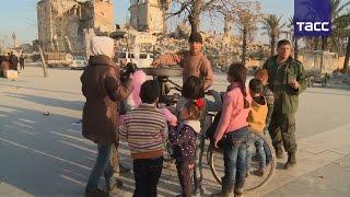 Мирный Алеппо: три месяца без войны