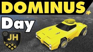 Rocket League | Dominus Day | Goals & Funny Moments!