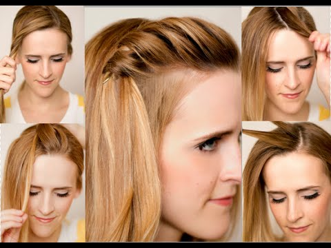 hairstyles girls step