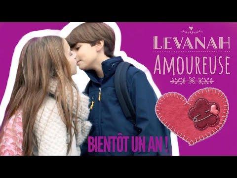 LEVANAH AMOUREUSE DÉJÀ 1 an ! MAKING OF et KARAOKE pour célébrer 7 millions de vues !