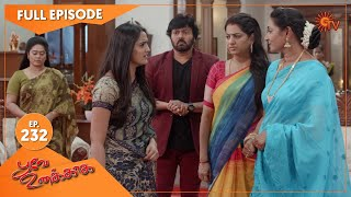 Poove Unakkaga - Ep 232 | 07 May 2021 | Sun TV Serial | Tamil Serial