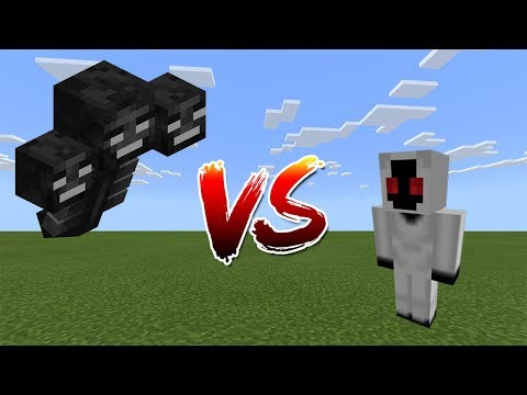 Wither vs Entity 303 - Minecraft thumbnail
