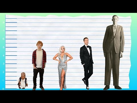 How Tall Is Ed Sheeran? - Height Comparison!
