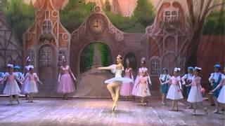 Балет 'Коппелия' в Детской школе искусств имени Балакирева