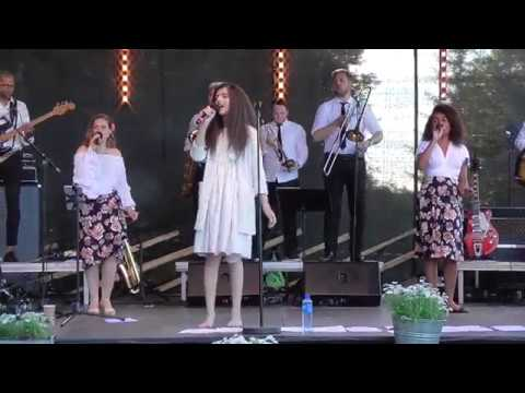 Angelina Jordan - Our Day Will Come - Proysenfestivalen - 21.07.2017