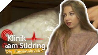 Topmodel-Diät zum Abnehmen: Antonia (17) isst nur noch Wattebäusche | Die Familienhelfer | SAT.1