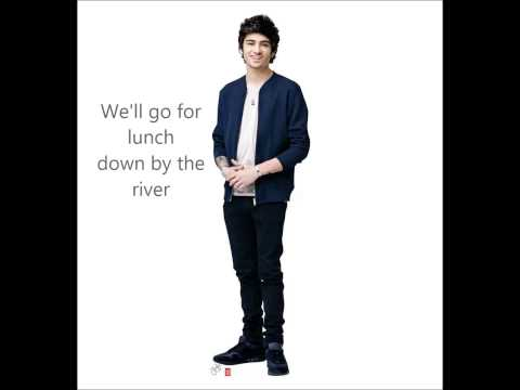 One Direction - Half A Heart (Lyrics)