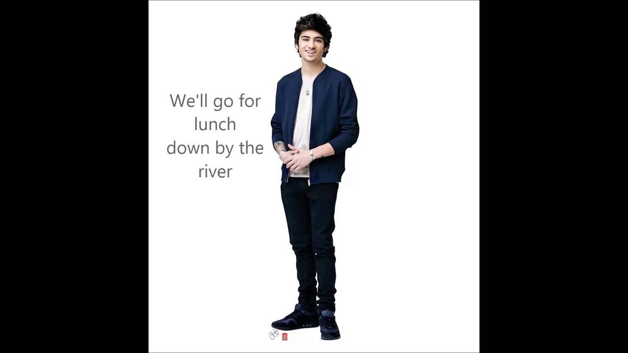 One Direction - Half A Heart (Lyrics) - YouTube