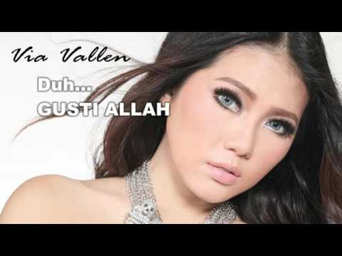Via Vallen - Kelayung - layung (Lyric)