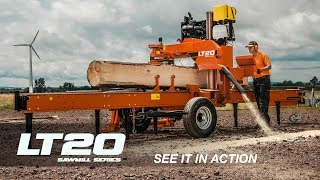 Timberking 1600 Vs Woodmizer Lt40