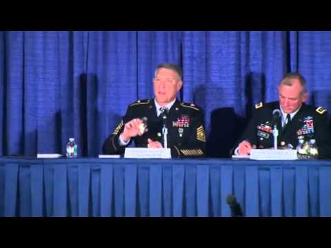 The Future of Army Leader Development:  2013 AUSA Panel Discussion