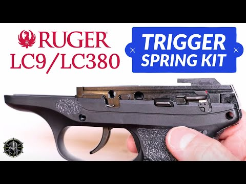 Ruger LC9 Trigger Spring Kit - Ruger LC9 Accessories by M*CARBO!