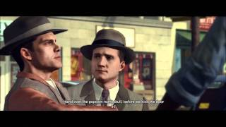 LA Noire Walkthrough: Case 14 - Part 1 HD (XBOX 360PS3) [Gameplay]