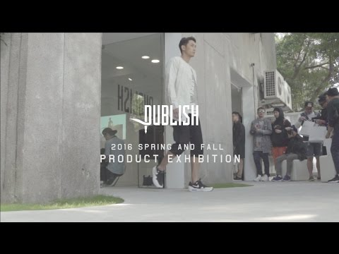 Publish Brand 2016 Product Exhibition in TAIPEI