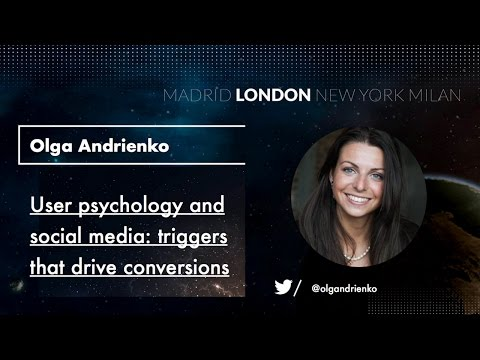 User psychology and social media: triggers that drive conver