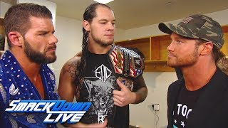 Ziggler explains why he's in the US Title Match at Clash of Champions: SmackDown LIVE, Dec. 5, 2017