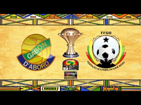 PS4 PES 2017 Gameplay Gabon vs Guinea-Bissau HD
