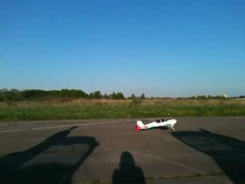 Sebart sukhoi 29s 30e with Hacker A30-10xl motor
