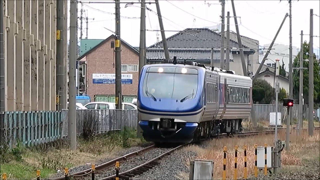 HOT7000系 構内試運転 @後藤総...
