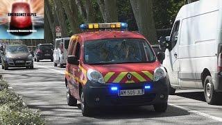[Annecy] Police Nationale-VSAV 3-VLI (Avenue d'Albigny)