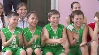 """Мастер-класс игроков """"Самары"""" в Отрадном"""