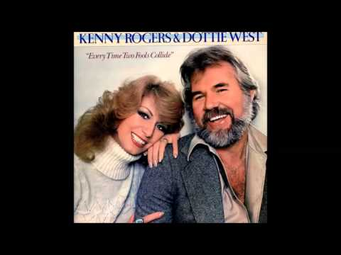 Kenny Rogers&Dottie West - Anyone Who Isn't Me Tonight