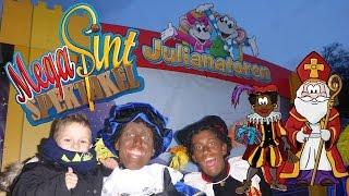 Vlog 277: Mega Sint Spektakel met Party Piet Pablo