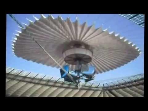 Chiusura tetto Stadio Nazionale Varsavia - Zamknięcie dachu Stadionu Narodowego w Warszawie