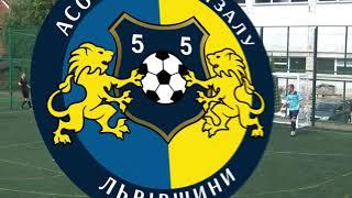 Гранд ліга | 8 тур | Меркурій -АК Старява - 2:4 | Огляд матчу