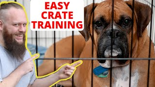 How To Crate Train Your Puppy - Don't Make These Mistakes
