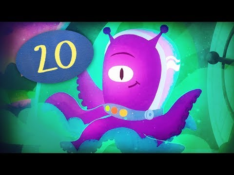 Magic Lantern Ep20 - War of the worlds - stories for kids animated cartoons - Moolt Kids Toons