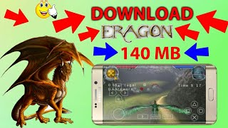 Best Dragon Game For Android | Eragon | Best PPSSPP Game For Android | How To Train Your Dragon