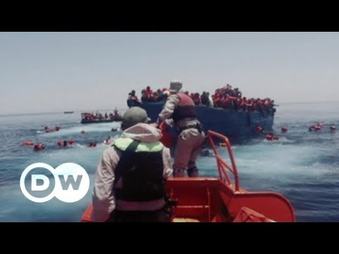Migrant Crisis: Time for Fortress Europe? | DW English