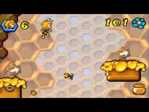 Die Biene Maja Gameplay Spiele fur kinder