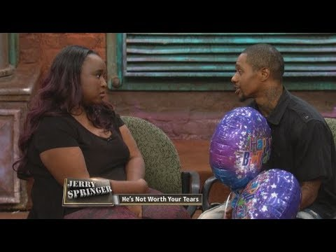 Happy Birthday, I Slept With Your BFF (The Jerry Springer Show)