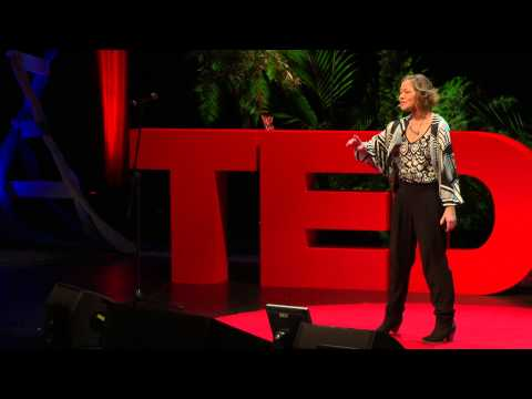 The power of words: Grace Taylor at TEDxAuckland