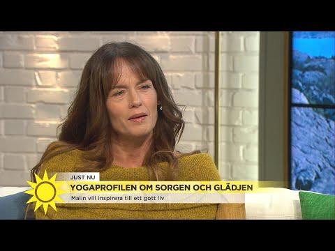 Malin Berghagen om sorgen efter mamma Lill-Babs och kärleken - Nyhetsmorgon TV4
