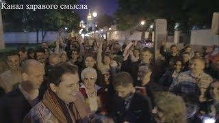 Евгений Понасенков: регистрируем ли мою церковь?!