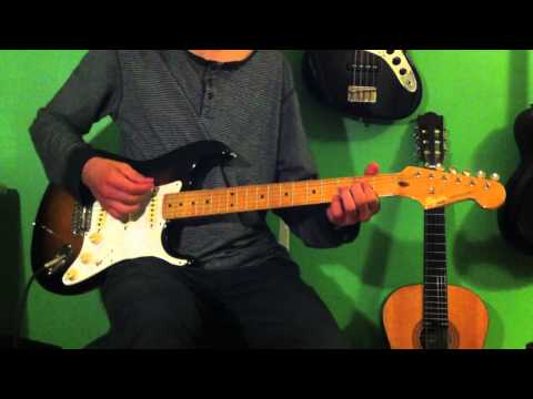 Red Hot Chili Peppers - Monarchy Of Roses - Guitar Cover (HD)