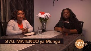276 Matendo ya Mungu yapita fahamu - Nyimbo za Wokovu