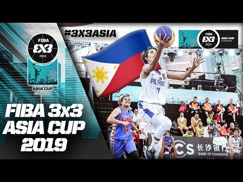 Gilas 3x3 Women def. Samoa, 21-1 (VIDEO) FIBA 3x3 Asia Cup 2019